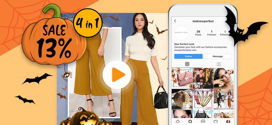 Halloween Marketing Services Bundle